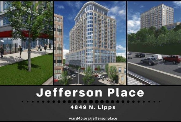 Zoning Committee Approves the Jefferson Place Development