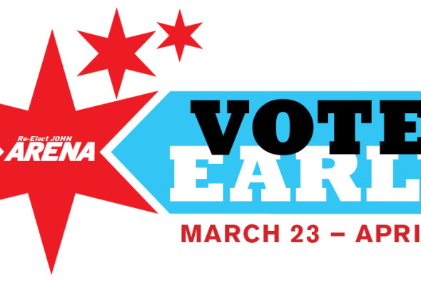 Vote Early Starting March 23 – April 4