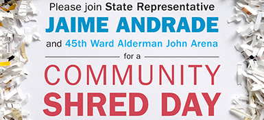 Community Shred Day August 19