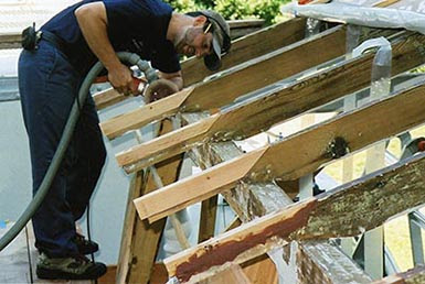 Apply for the Roof and Porch Repair Grant Program