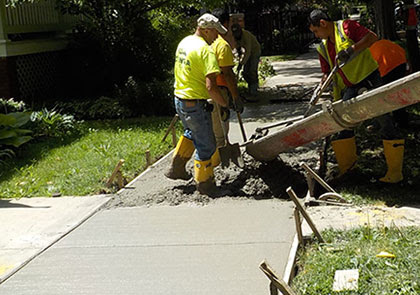 Shared Cost Sidewalk Program Opens Jan. 9